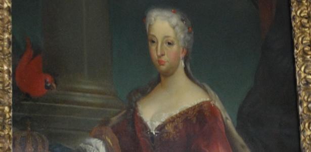 O quadro da rainha - Priscila Tieppo/UOL