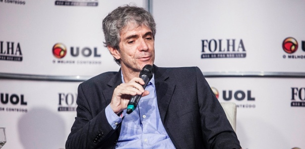 """Crítico do UOL, Mauricio Stycer está lançando o livro """"Adeus, Controle Remoto"""" - Leonardo Soares/UOL"""