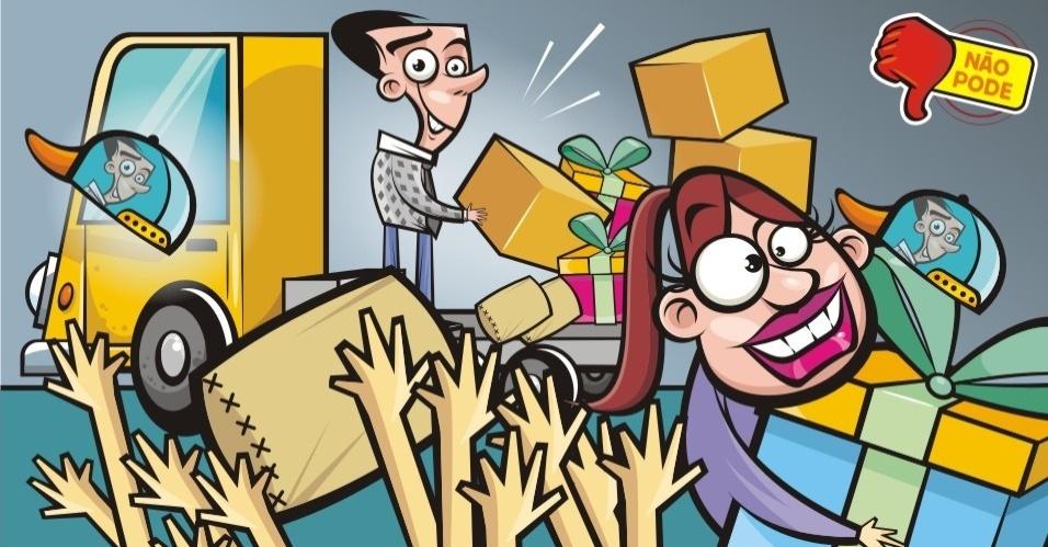 É proibida a confecção e distribuição de camisetas, bonés, brindes ou cestas básicas que possam proporcionar vantagem ao eleitor
