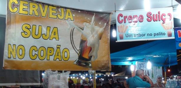 A minha cerveja eu quero bem suja - Rodrigo Bertolotto/UOL