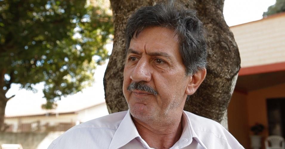 Tonico Gemmi, candidato do PRB à Prefeitura de Sorriso (MT)