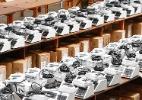 Voto eletrônico ou impresso? Como são as eleições nos outros países - Rodolfo Buhrer/Fotoarena