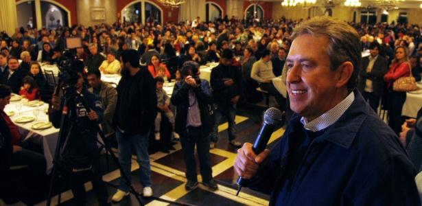Luciano Ducci foi prefeito de Curitiba