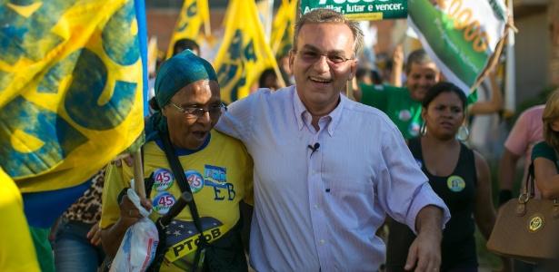 Reeleito, Firmino Filho (PSDB) venceu a disputa no primeiro turno