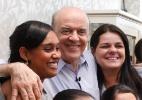 Veja como foi a campanha de José Serra (PSDB) em São Paulo - Rodrigo Coca/Fotoarena/AE