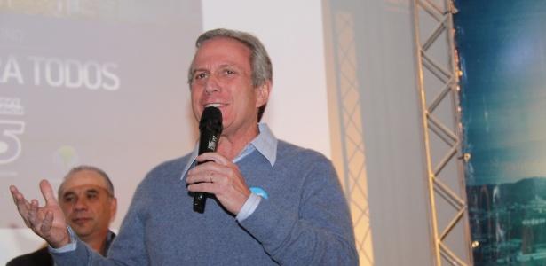 Gil Arantes, candidato do DEM, irá para o seu terceiro mandato na Prefeitura de Barueri