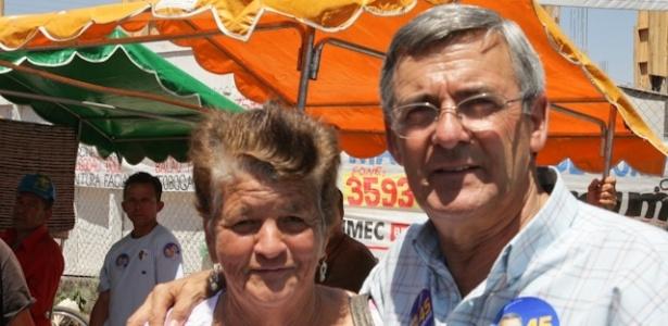 O candidato do PSDB à Prefeitura de Betim (MG), Carlaile Pedrosa, venceu a eleição no primeiro turno