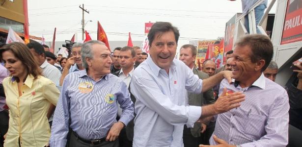 Maguito Vilela enfrentou problemas na Justiça por conta de um possível elo com o contraventor Carlinhos Cachoeira
