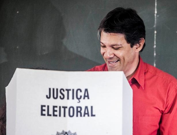 Campanha de Fernando Haddad (PT) em 2012 é alvo de investigação