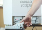 Votação começa; 15% dos eleitores utilizarão urnas biométricas - Heuler Andrey /UOL