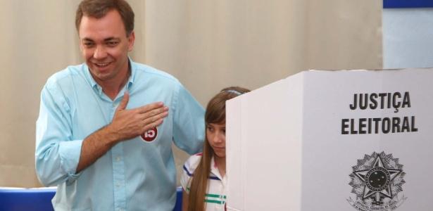 Gean Loureiro (PMDB) é afilhado político do senador Dario Berger, ex-prefeito da capital