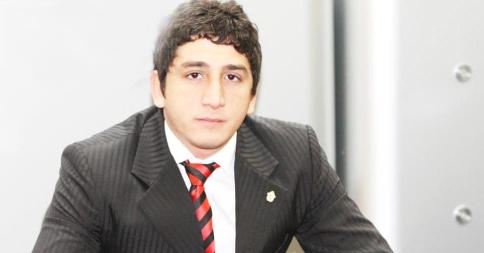 20.jun.2012 - O candidato a vereador de Manaus (AM), Reizo Castelo Branco
