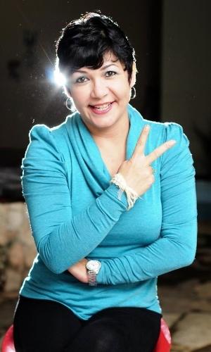 2.jul.2012 - A candidata a vereadora de Rio Branco (AC)