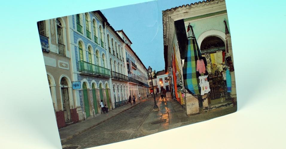 """14.out.2012 - Cartão postal mostra o casario antigo do centro de São Luís, capital do Maranhão. O """"UOL pelo Brasil"""" destacou como o reggae é usado pelos candidatos na cidade"""