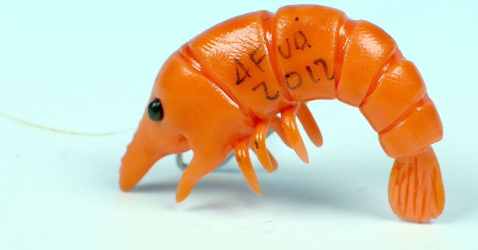 14.out.2012 - O camarão é símbolo da cidade paraense de Afuá, onde é proibido qualquer veículo a motor. A localicade teve campanhas movidas por bicitáxis e canoas