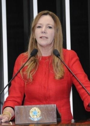 A senadora Vanessa Grazziotin (PCdoB-AM) é a primeira escolhida para a comandar a Procuradoria da Mulher