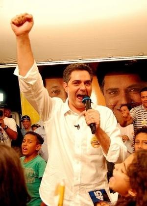 O tucano Ortiz Junior, filho do ex-prefeito Bernardo Ortiz