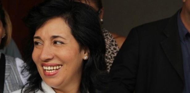 Maria Antonieta (PMDB) foi reeleita prefeita de Guarujá (SP)