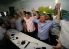 Arthur Vírgilio (PSDB) vence Vanessa Grazziotin (PC do B) e é eleito prefeito em Manaus - Márcio Melo/Artur 45