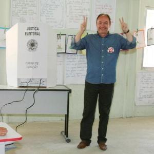 Neiton Mulim, prefeito de São Gonçalo
