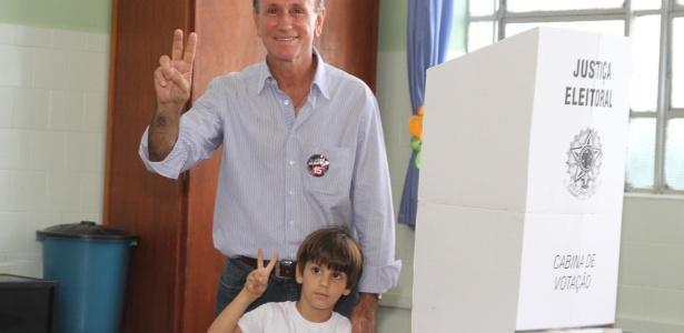 Paulo Piau (PMDB) foi eleito prefeito em Uberaba (MG) após ganhar a disputa com Antonio Lerin (PSB)