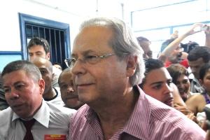 José Dirceu foi condenado por quadrilha e corrupção